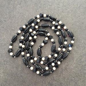 Vintage Othello Fashion Necklace